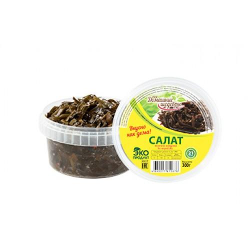 Салат морская капуста по-корейски